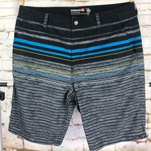 Sz: xxl/Swim/Men's/Board shorts/Quicksilver/BK&BL